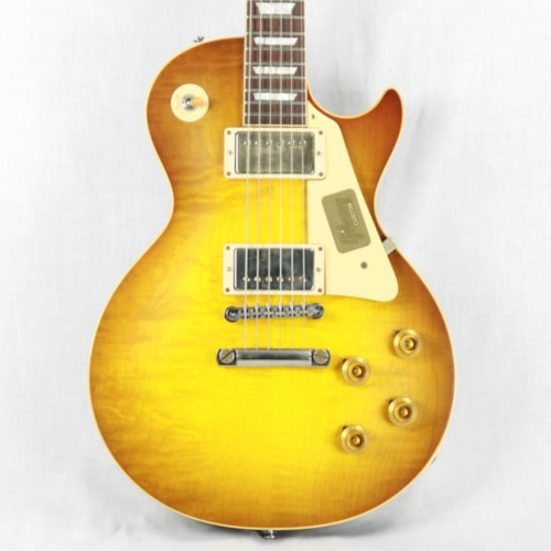 2017 Gibson 2017 Gibson 1958 Reissue Les Paul Standard ICED TEA VOS 58 Reissue R8 True Historic Specs!