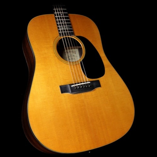 Martin Used Martin D-21JC Jim Croce Indian Rosewood Dreadnought Acoustic Guitar Natural