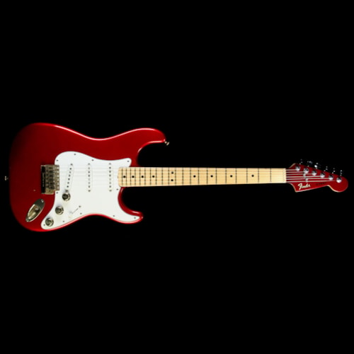 1980 Fender Used 1980 Fender The Strat Electric Guitar Candy Apple Red