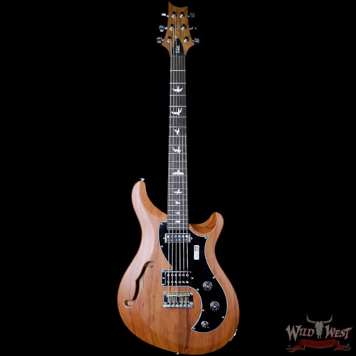 2017 PRS - Paul Reed Smith PRS Reclaimed Limited S2 Vela Semi-Hollow Peroba Rosa Top and Brauna Preto Fretboard S2026126