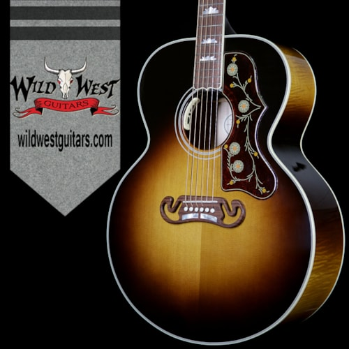 2016 Gibson SJ-200 Standard Electric-Acoustic Guitar