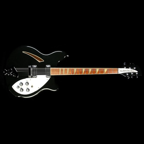 1983 Rickenbacker Used 1983 Rickenbacker 360 Electric Guitar Jetglo