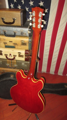 1966 Gibson ES-330 TD Hollowbody Electric