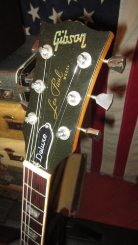 1978 Gibson LES PAUL DELUXE