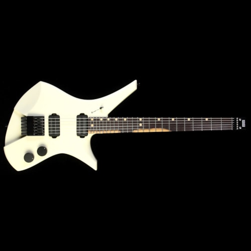 Downes Guitars 101H Electric Guitar Gloss White