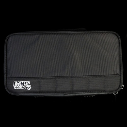 Gator Aluminum Series Small Pedal Board with Carry Bag