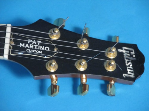 Gibson Custom Shop Pat Martino Custom