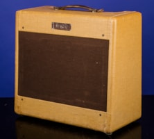 1953 Fender® Deluxe (Wide-Panel) Amp Model 5C3