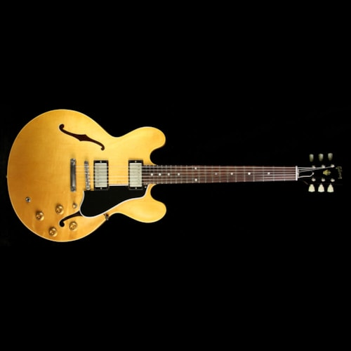 Gibson Used Gibson Custom Shop '58 ES-335 Reissue Electric Guitar Natural