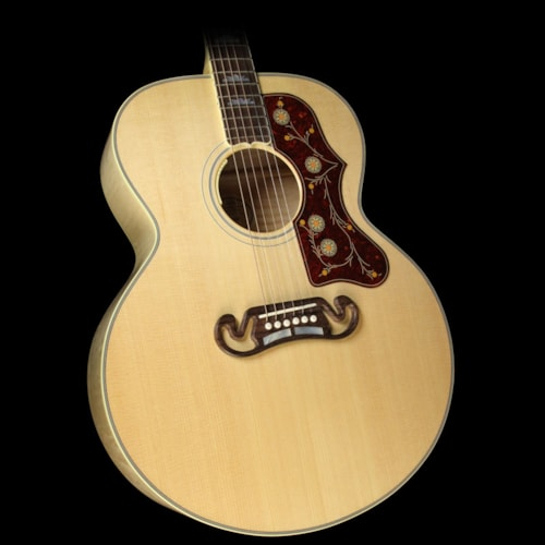 Gibson Used Gibson J-200 Acoustic/Electric Guitar Antique Natural