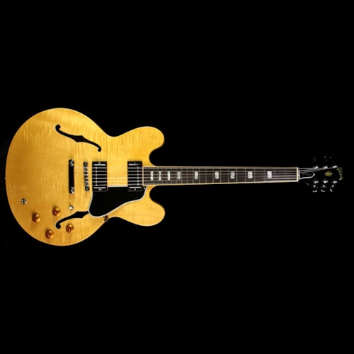 Gibson Used Gibson Memphis ES-335 Figured Electric Guitar Natural