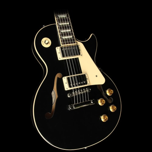 Gibson Used Gibson Memphis ES-Les Paul Electric Guitar Ebony