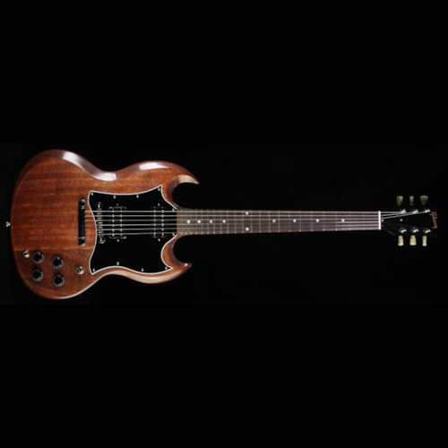 2017 Gibson Used 2017 Gibson SG Faded T Electric Guitar Worn Brown