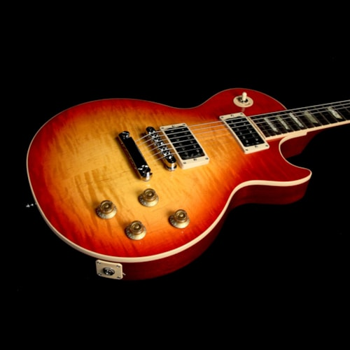2012 Gibson Used 2012 Gibson Les Paul Classic Electric Guitar Heritage Cherry Sunburst