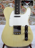 2008 Fender Custom Shop Wildwood 10 '59 Tele® Relic® Brazilian Big Neck 6.4