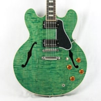 2016 Gibson 2016 Gibson ES-335 FIGURED Turquoise Limited Editi