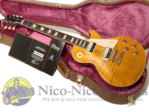 2014 Gibson Custom Shop Historic 1958 Les Paul VOS Hand Selected