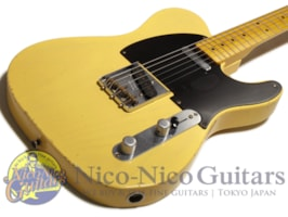 2010 Fender® Custom Shop Limited Nocaster Relic® 60th Anniversary
