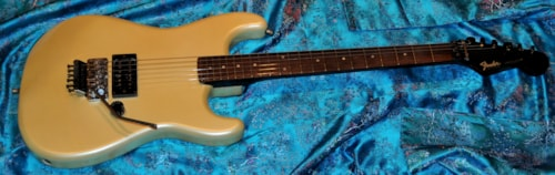 1985 Fender Contemporary Stratocaster