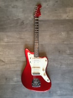 1966 Fender® Jazzmaster™ w/'63 Neck and Pickups