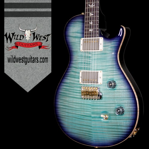 2017 PRS - Paul Reed Smith Paul Reed Smith PRS 10 Top Singlecut Trem Flame Maple Top Rosewood Fretboard Trippy Burst