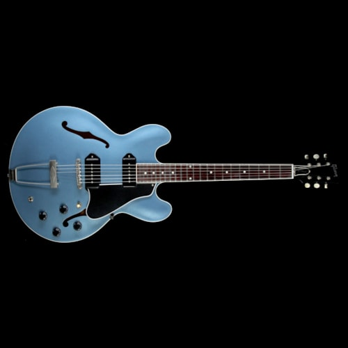 2015 Gibson Used 2015 Gibson Memphis ES-330 Electric Guitar Pelham Blue