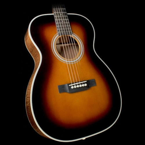 1935 Martin Custom Shop 00-28 Koa Acoustic Guitar 1935 Sunburst