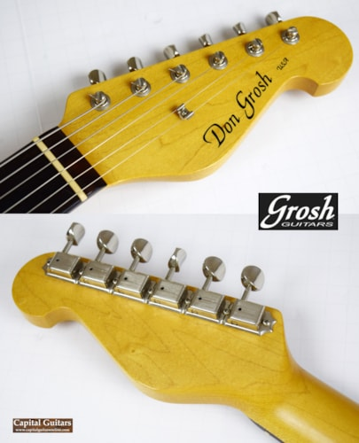 2001 Grosh Retro Classic S Brazilian