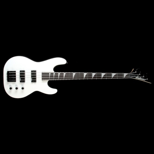 Jackson JS2 Concert Bass Guitar Snow White