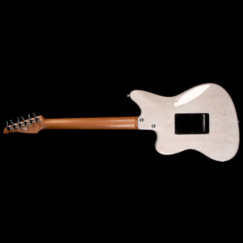Tom Anderson Raven Superbird Electric Guitar TV White