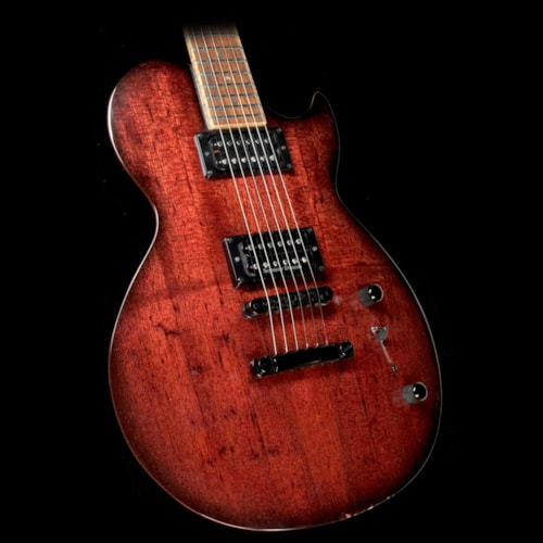 2004 Brian Moore Used 2004 Brian Moore DC/1 Electric Guitar Red