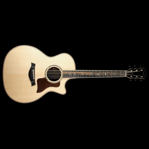 2015 Taylor Used 2015 Taylor 814ce Grand Auditorium Acoustic/Electric Guitar Natural