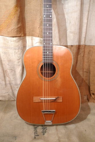 ~1966 Harmony Sovereign 12 String