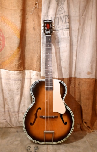 ~1950 Harmony Archtop Acoustic