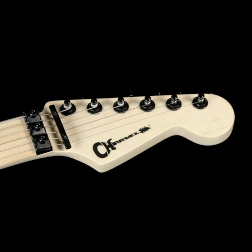 Charvel Pro Mod Series So Cal 2H FR Snow White