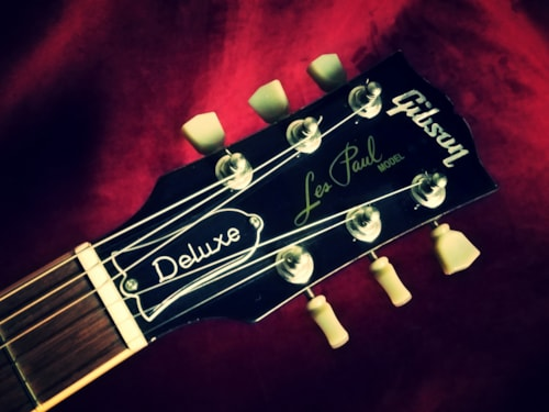 2000 Gibson Les Paul Deluxe, 30th Anniversary