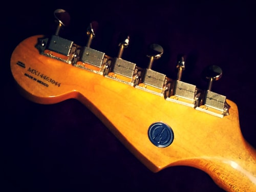 2014 Fender Stratocaster 50's Classic Player, 60th Anniversary