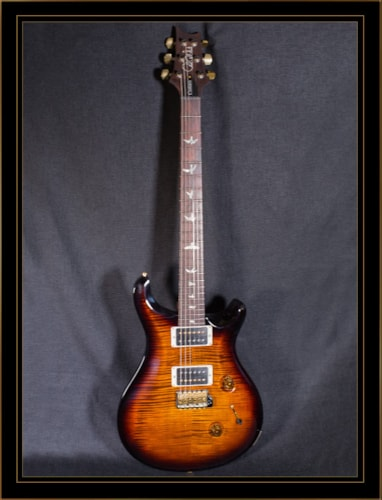 Paul Reed Smith Custom 24 with Rosewood Neck and 10 Top