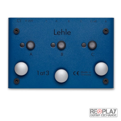 Lehle - 1at3 SGoS - A/B/C switcher *Open Box*