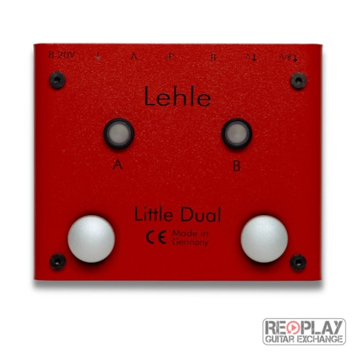 Lehle - Little Dual - ABY switcher *Open Box*