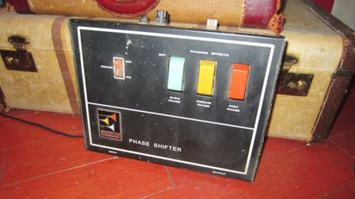 ~1969 Maestro Phaser PS-1A Phase Shifter