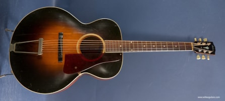 1930 Gibson L-75