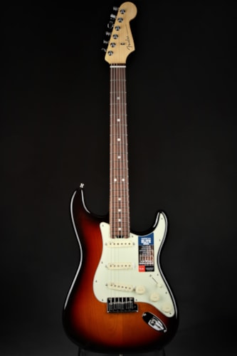 Fender American Elite Stratocaster - 3 Color Sunburst/B Stock