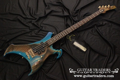 2004 Warwick Buzzard Bass JE Limited