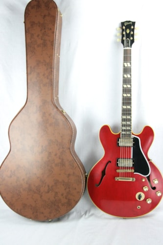~1960 Gibson MINT Gibson Memphis Freddie King 1960 ES-345 TDC Cherry Red 1950's Neck! 335 355