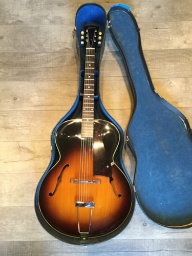 1958 Gibson L-48