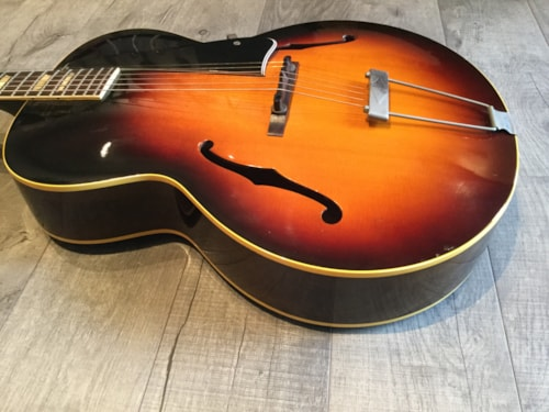 1960 Gibson L-50