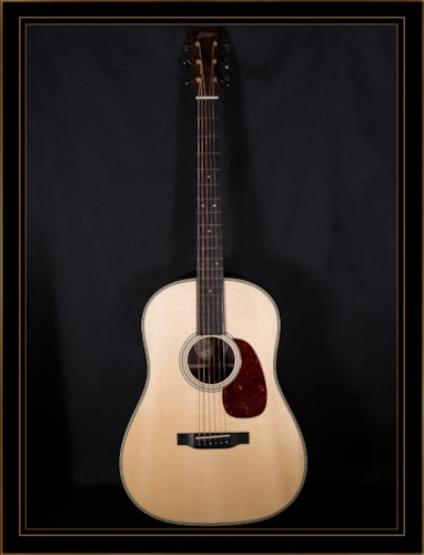 Collings B2HA Baritone with Adirondack Spruce Top
