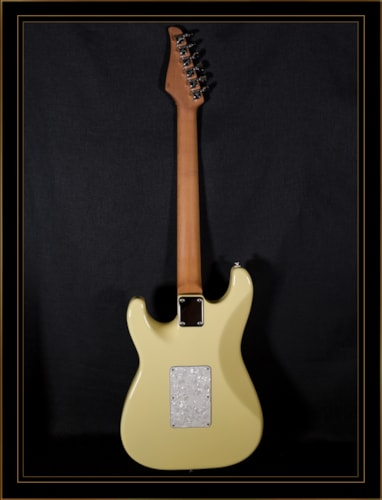 Suhr Custom Classic with Recessed Floyd Rose