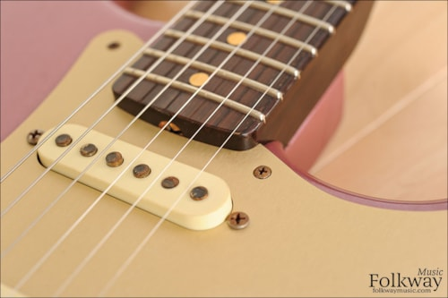 2015 Fender® Custom Shop Limited Edition 1950's Journeyman Relic® Stratocaster®